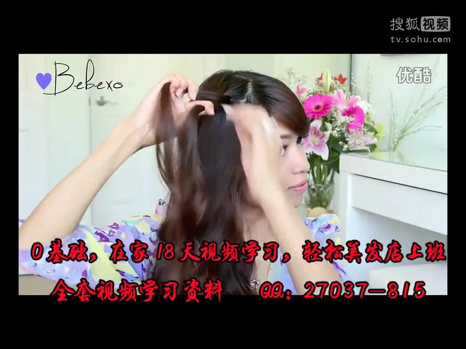 长发美女刮光头视频48