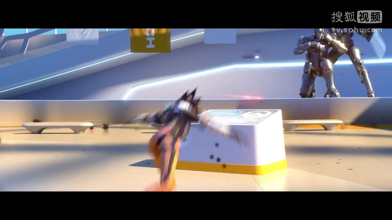 Youtube-Overwatch Cinematic Trailer_1080P