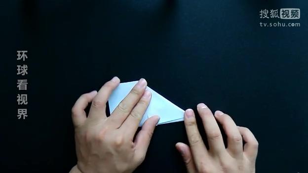 【折纸飞机大全】视频教程