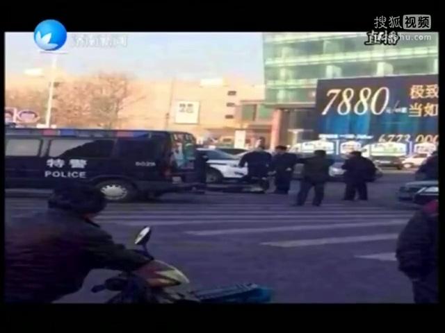 短片:推荐 青岛枪战:城阳男子劫持车辆 持械拒捕被击毙-击毙-击毙