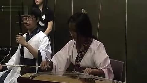 笑傲江湖琴箫简谱歌谱图片分享下载