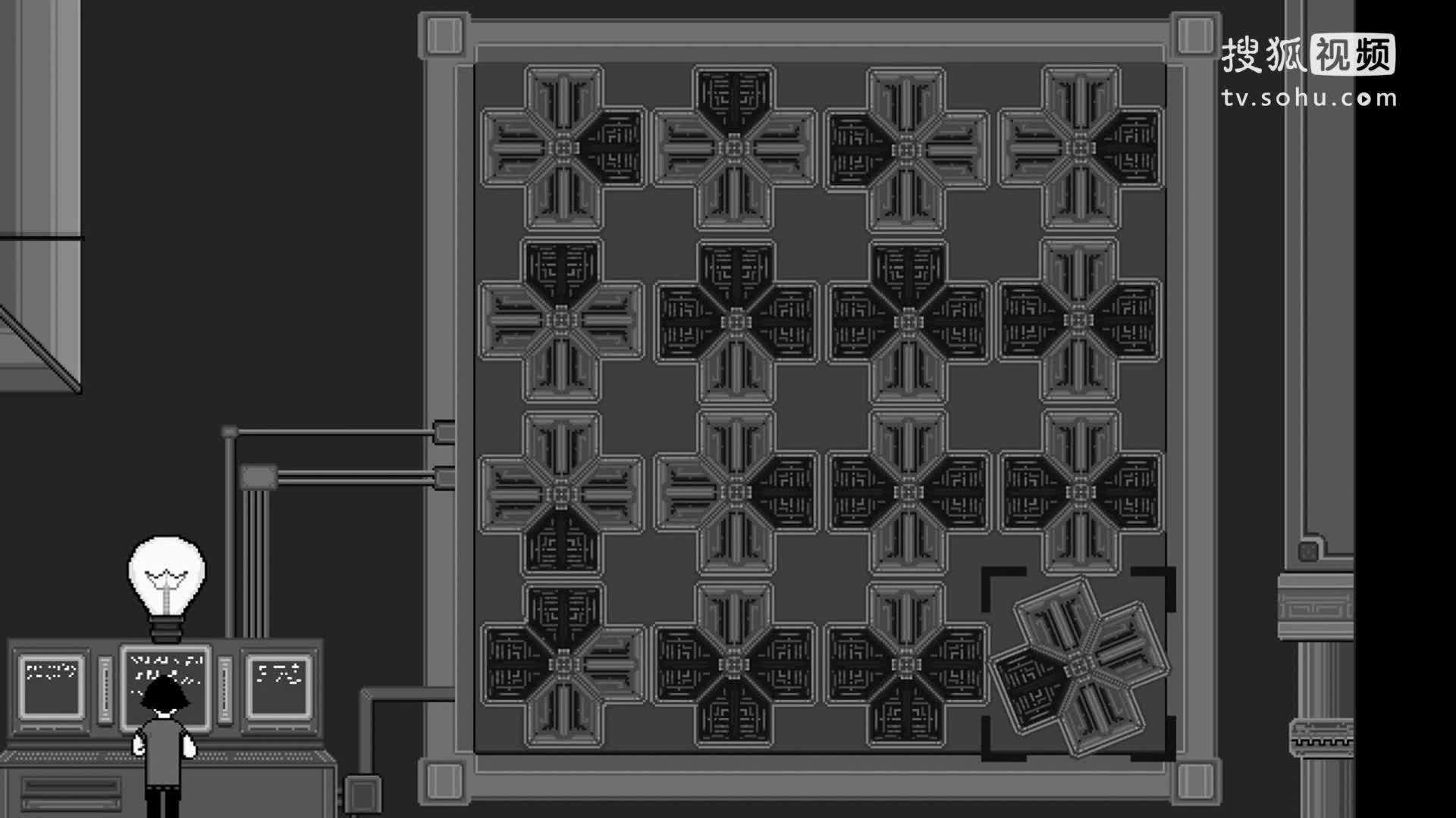 1920x1080高清壁纸电路