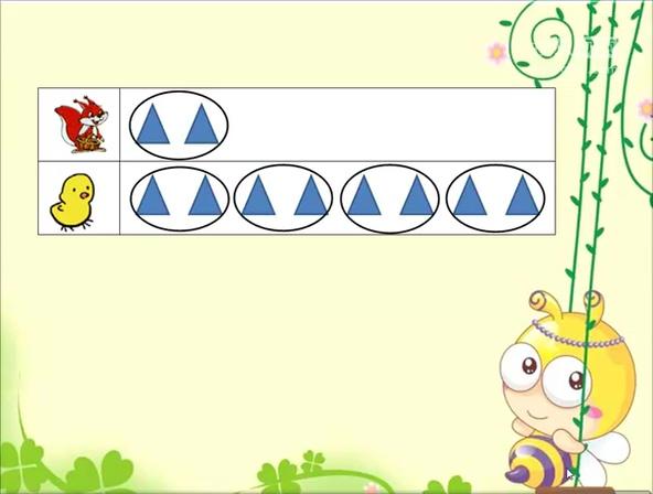 小学数学微课《快乐的动物》