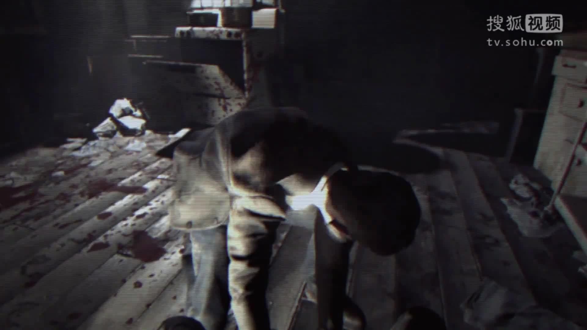 【原声】回归恐怖原点《PS4 生化危机7 Beginning Hour》老戴在此