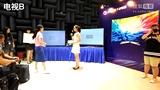 《最强大脑》崔莉莉挑战最强QUHD量子点电视-极限51度灰!